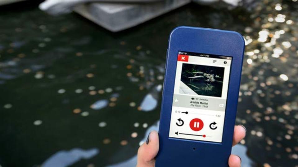 MoMAが、オーディオガイドの代わりに無料のガイドアプリを発表