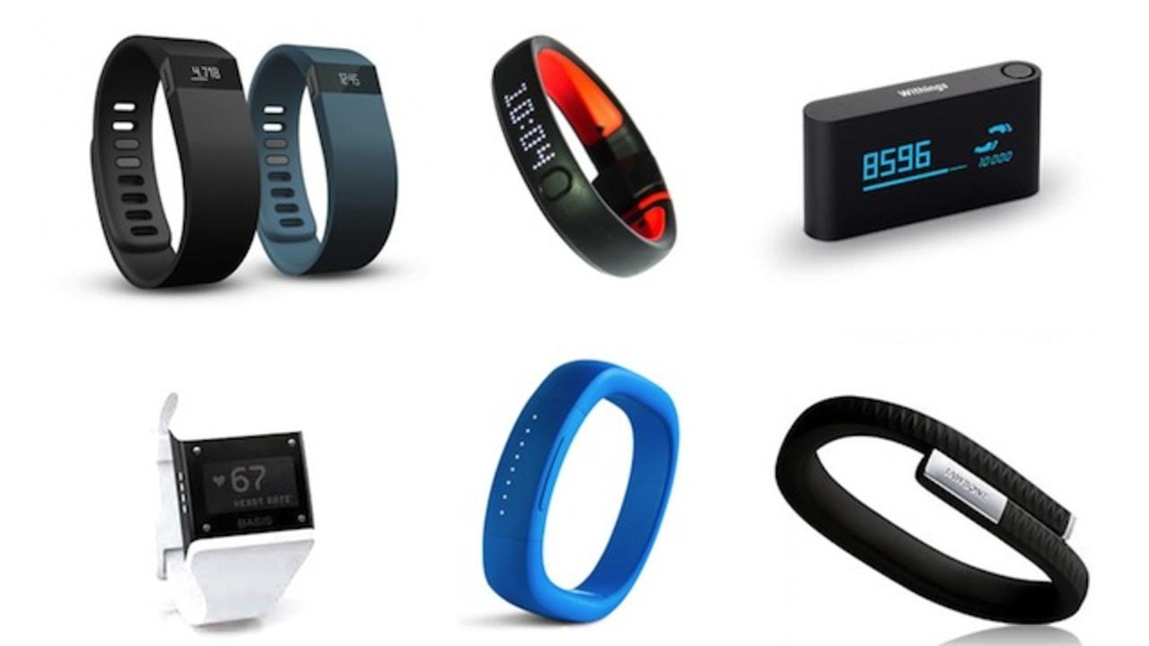 新しい「Nike FuelBand SE」と、その他の競合製品を徹底比較
