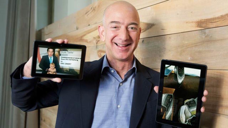 Amazonのスマートフォン、3Dジェスチャー認識を搭載の噂