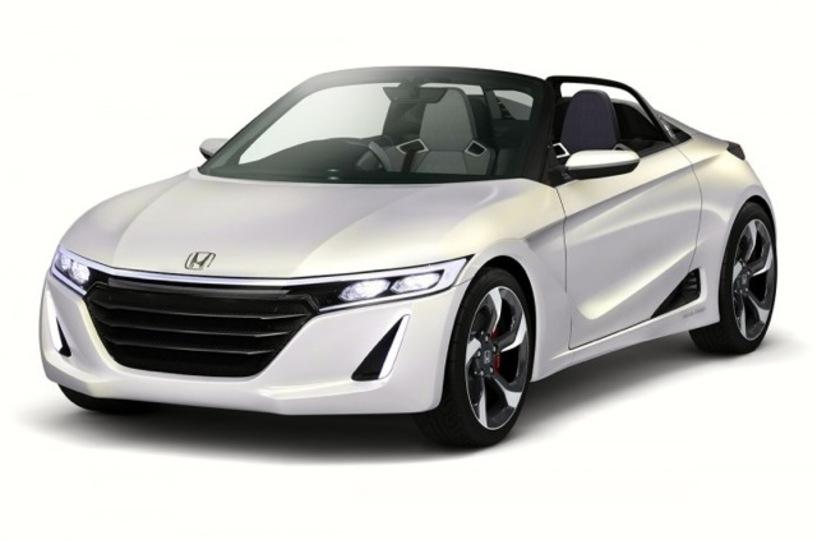 Honda S660 CONCEPTが見られる東京モーターショーは11月23日から