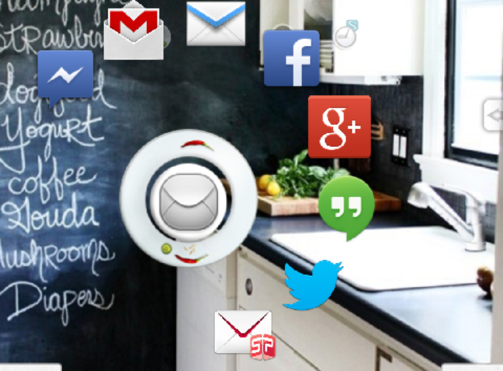 ロック画面がホーム画面みたいに変身できちゃうAndroidアプリ「Start」