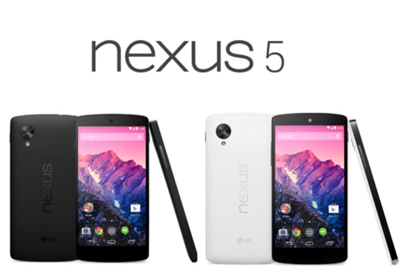 攻めてるね! イー・モバイルがNexus 5の販売を発表