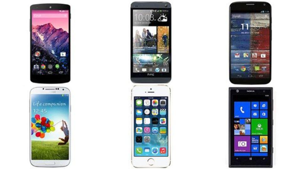 Nexus 5、iPhone 5sとかGalaxy S IVと比べると? スペックまとめ