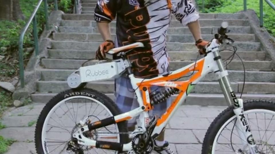 あっという間に全ての自転車を電動化できるキットが登場(動画あり)