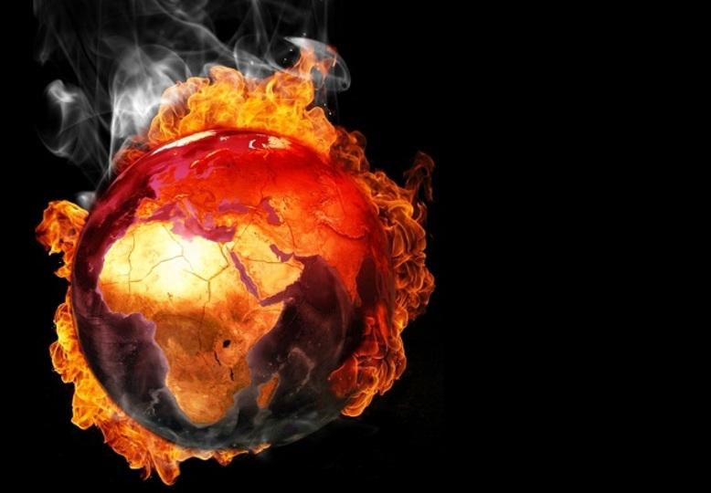 太陽の本気で地球がヤバイかも。28億年後、すべての生物が高温化により絶滅?