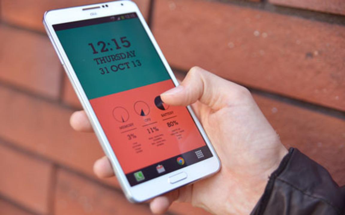 注目度が上がりそう! ホーム画面カスタマイズ・アプリ「WidgetHome」(動画あり)