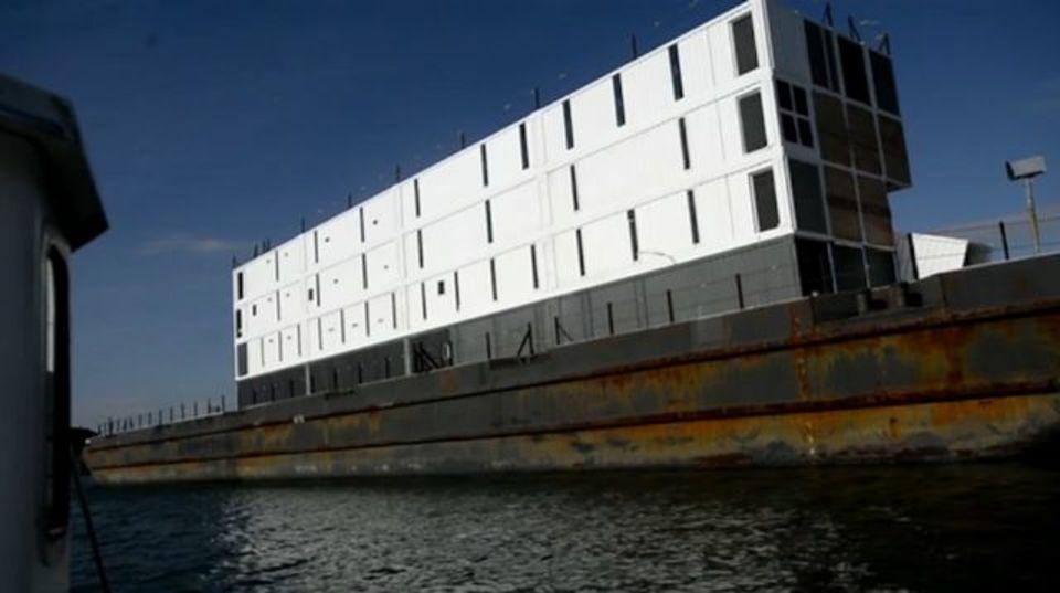 グーグル、洋上の謎の箱建造を認める。でも目的はまだ不明