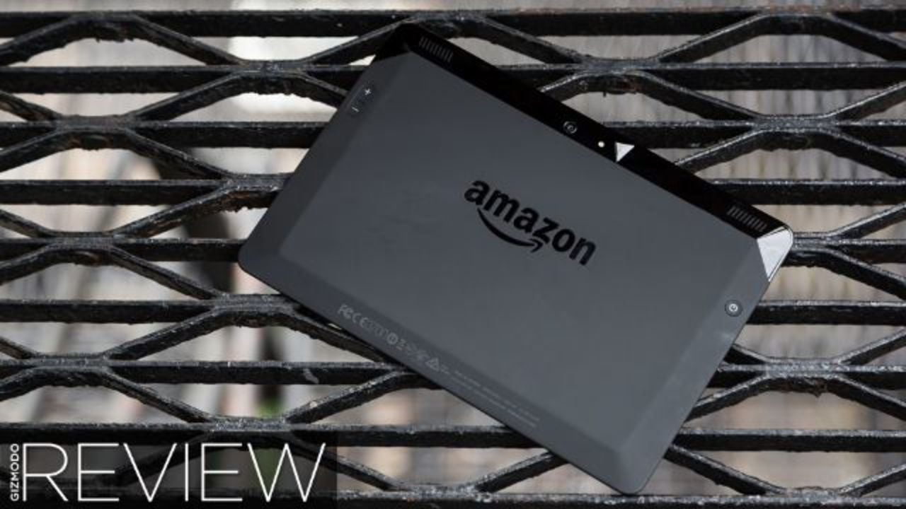 Kindle Fire HDX 8.9レビュー:軽い速いきれい安い! でもちょっと待って。
