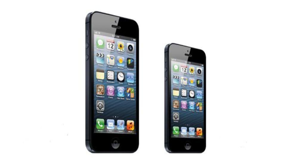アップル、大きめiPhoneを2パターン開発中? 4.7/5.5インチが来年秋発売とBloomberg報道