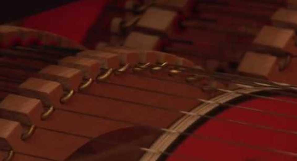 ピアノでチェロ。ダ・ヴィンチ幻の楽器、初上演(動画あり)