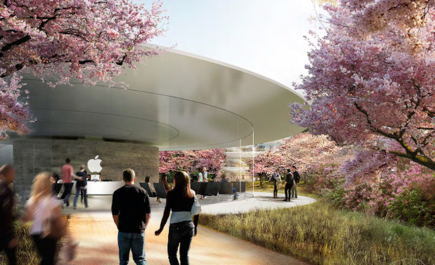 アップル新本社キャンパス、建設に向け始動。クパティーノ市から最終承認
