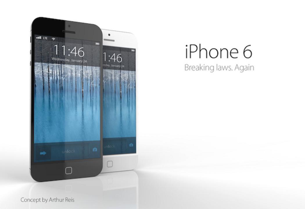 iPhone 6は4.9インチ? アップルが大画面な次世代iPhoneとiPhone 5c後継機をテスト中らしい…