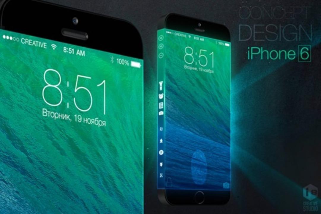 こりゃ未来! 本体側面までぐるっと液晶なiPhone 6の美しいコンセプトが登場(動画あり)