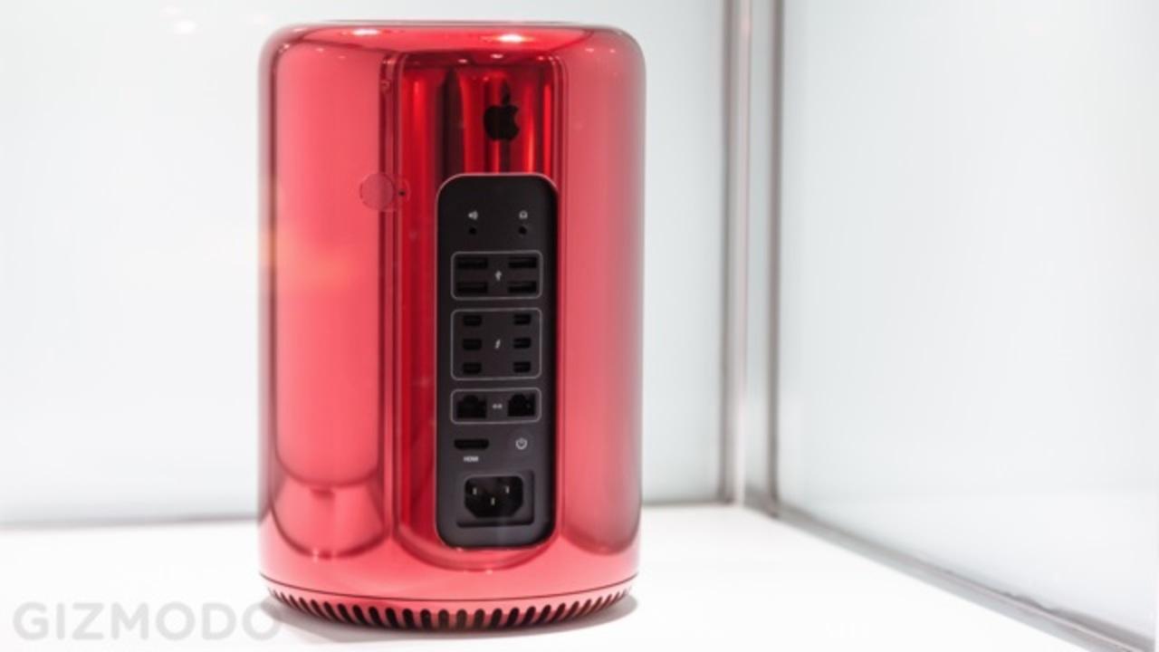 赤いMac Proが約1億円で落札! (PRODUCT)REDのチャリティオークション