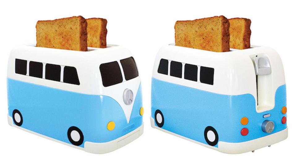ワーゲンバス好きにはたまらないトースター