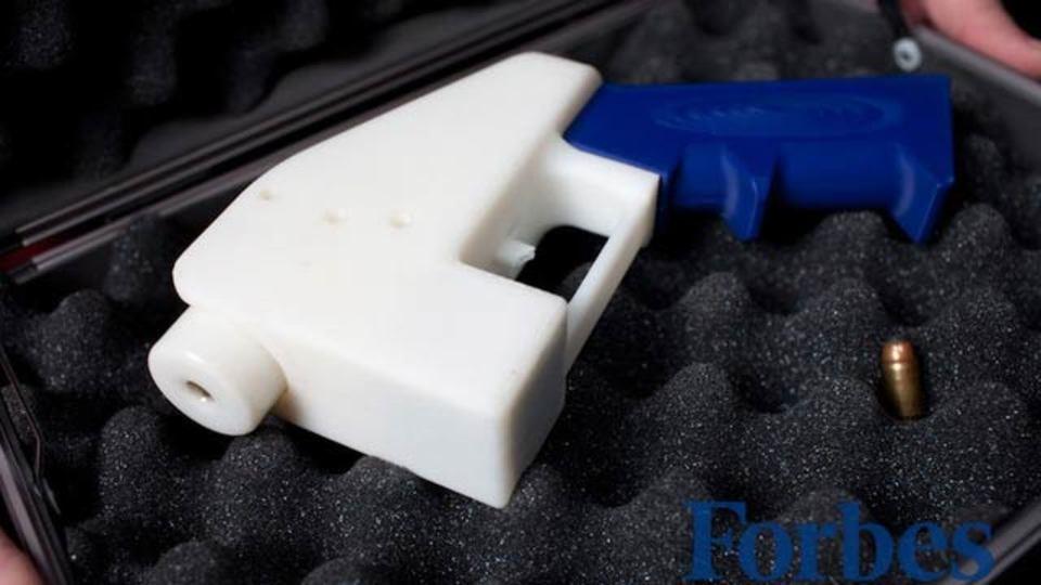 3Dプリント銃の禁止、フィラデルフィアで米国初の規制へ