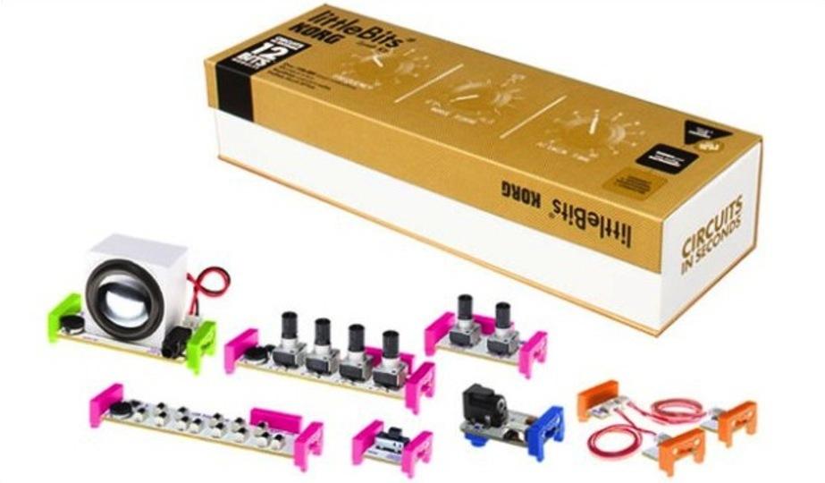 自分で組み立てられるシンセサイザーキット「Synth Kit」がKORGから発売に