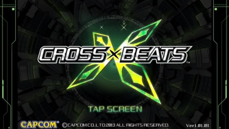 本格的だわ…。音ゲーの神様が作った音ゲーiPhoneアプリ「CROSS×BEATS」