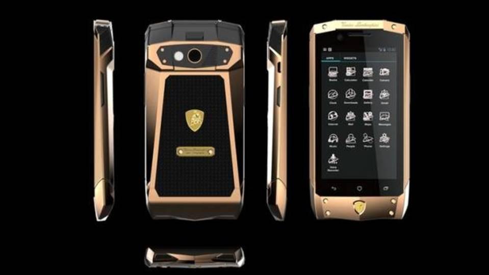 ゴージャスとはまさに…ランボルギーニの約42万円する超高級スマートフォン「Antares」(ギャラリーあり)