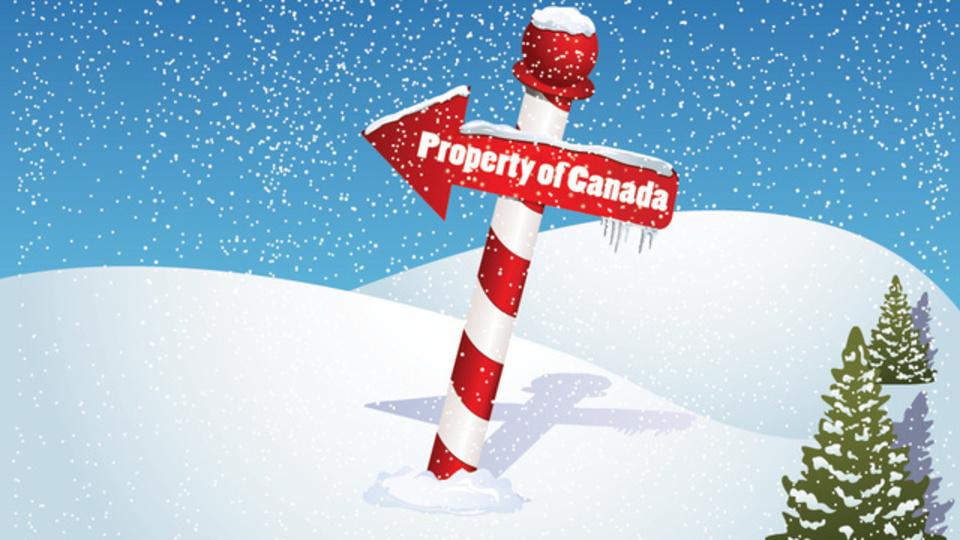北極点はカナダのものになる? 今週、国連に領有権申請へ