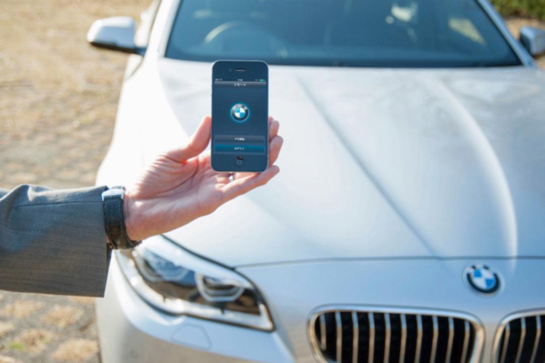 クルマとネットとスマホが融合! BMWに搭載された「コネクテッド・ドライブ」が最先端すぎる