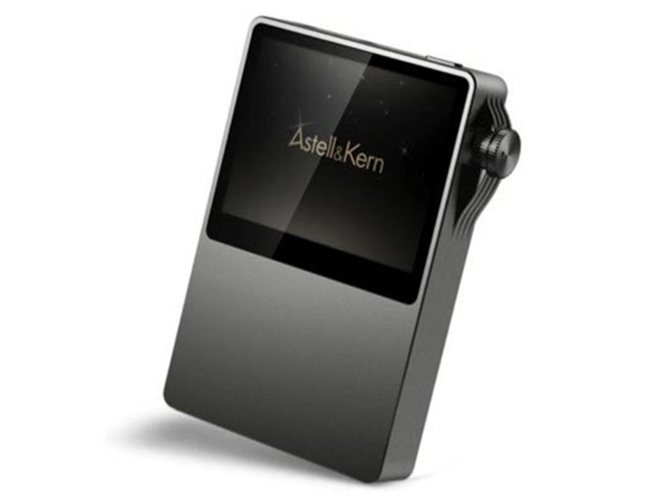 2013年最強の音楽プレーヤー「AK120 TITAN」は最大容量256GB!ハイレゾ音源聴き放題!