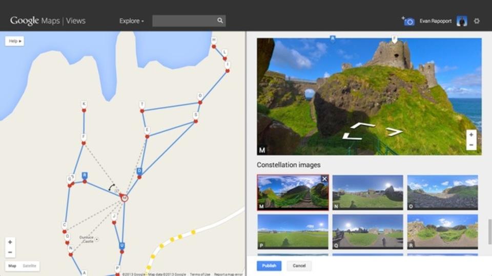 みんながストリートビューカー状態。Googleマップでユーザーのパノラマ写真を共有開始