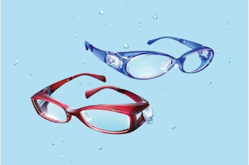 冬の乾き目に! 水が蒸発して目を潤すメガネ「JINS Moisture」が保湿力アップして登場