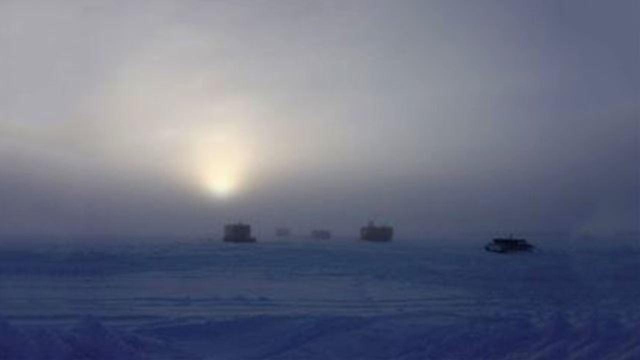 氷点下93.2℃の新記録更新! NASAが世界一寒い場所を発表(動画あり)