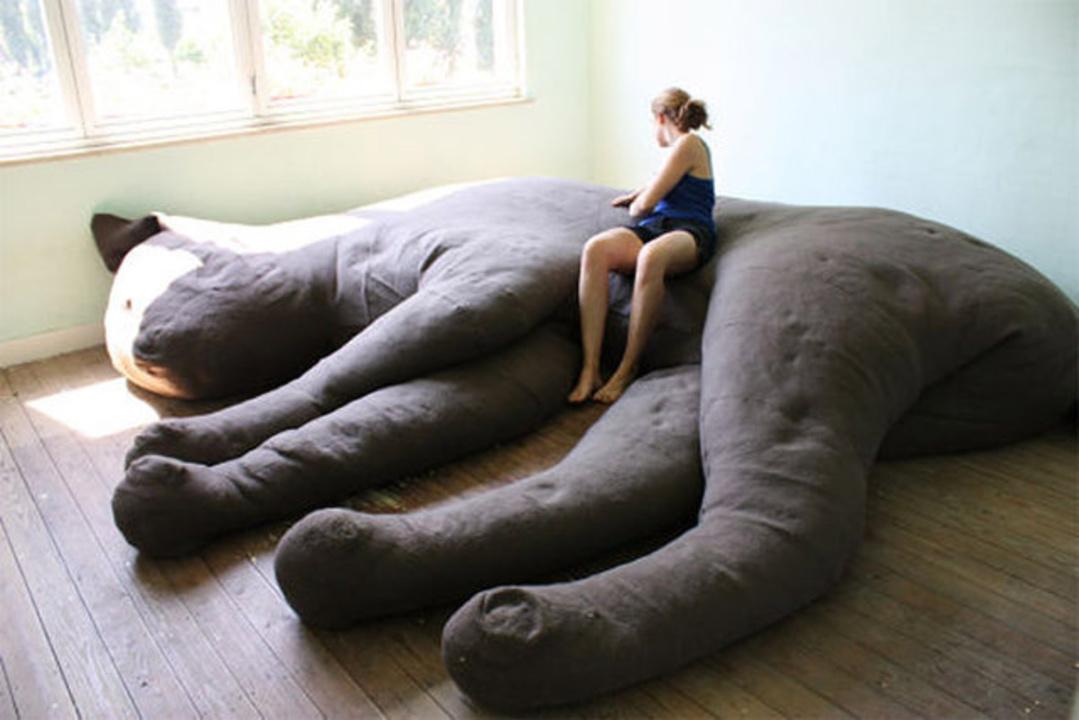 抱き枕はもう卒業しませんか。抱かれ枕にしませんか