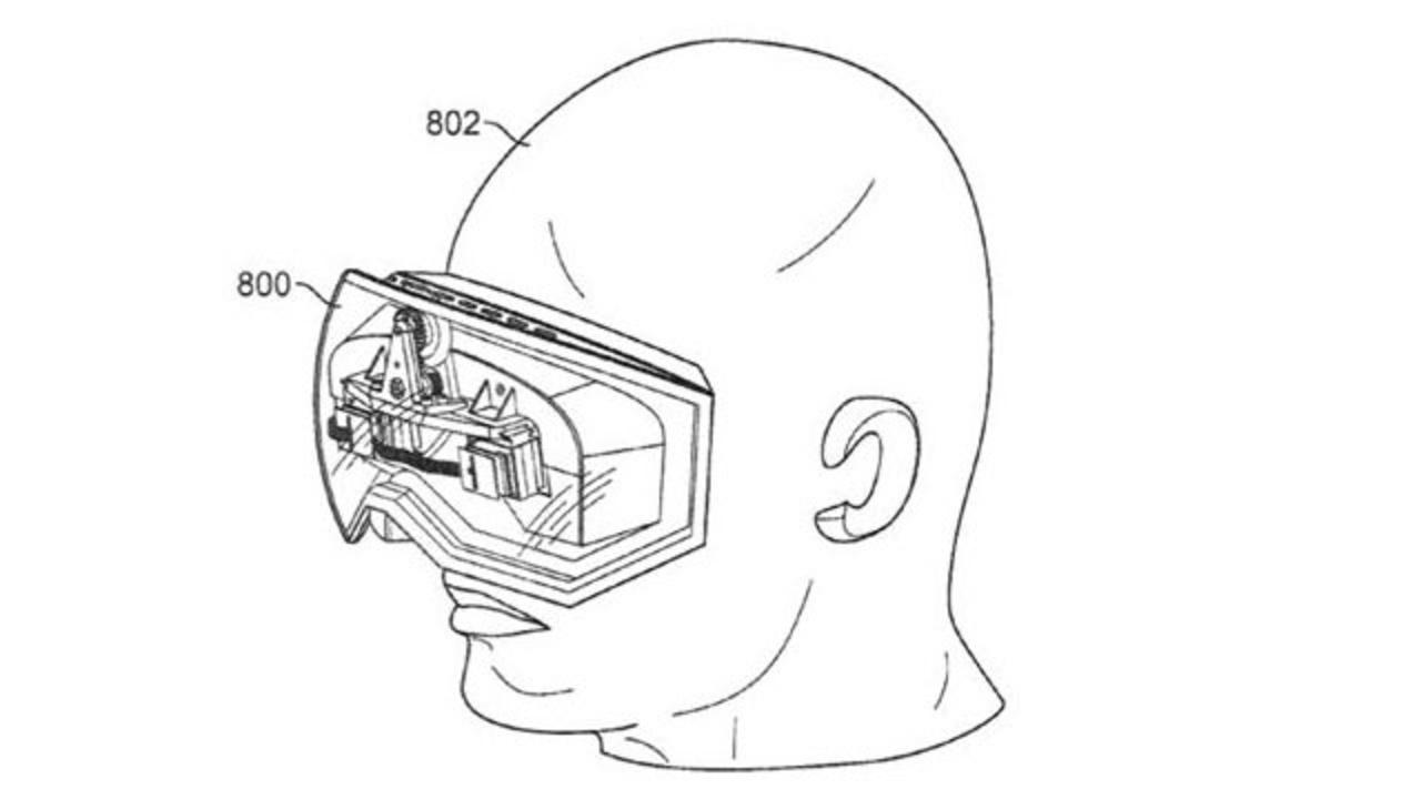 アップル流Oculus Rift!? 3Dヘッドマウントディスプレイで新特許