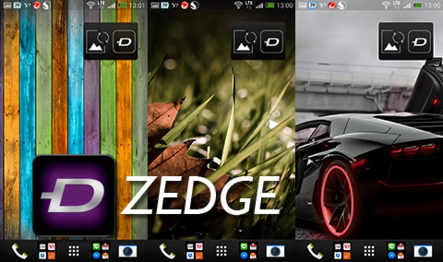 合コン前におしゃれな壁紙に変えておこ! かっこいい素材が集まるAndroidアプリ「ZEDGE」