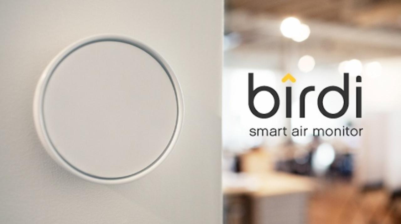 冬の部屋の空気チェックに最適! スマホと連携する空気計測器「Birdi」(動画あり)