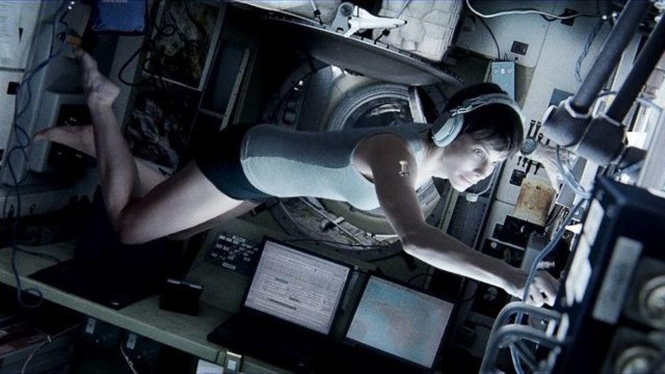 あの宇宙はどうやって作られたのか…『ゼロ・グラビティ』のメイキング映像が公開