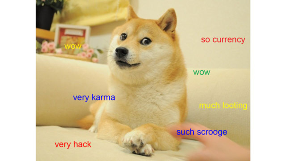 新仮想通貨にハッキング、2100万Dogecoin(約126万円)相当が盗まれる