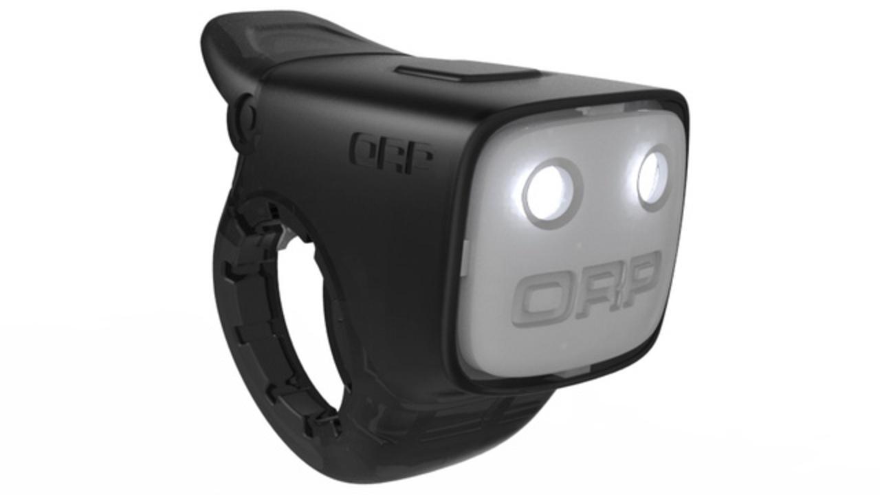 車にもちゃんと聞こえる自転車用ホーン兼ライト「ORP」