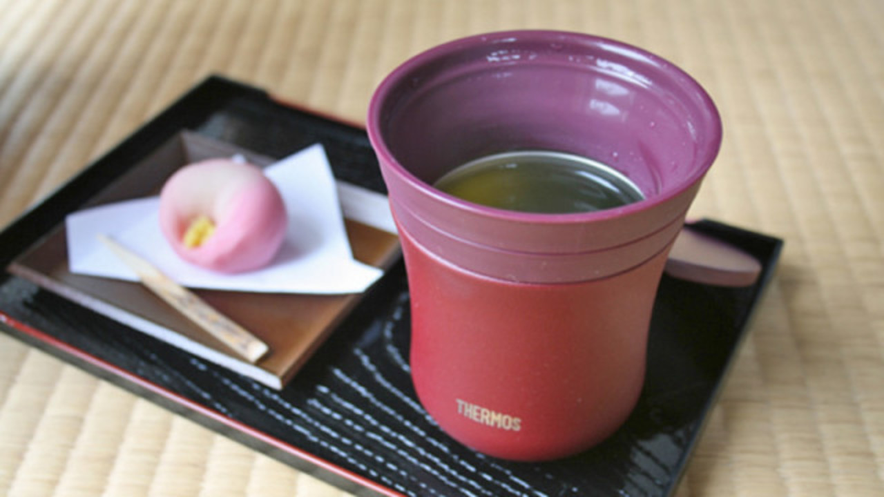 日本限定品! THERMOSの和風タンブラーでホッコリお茶タイムはいかが?