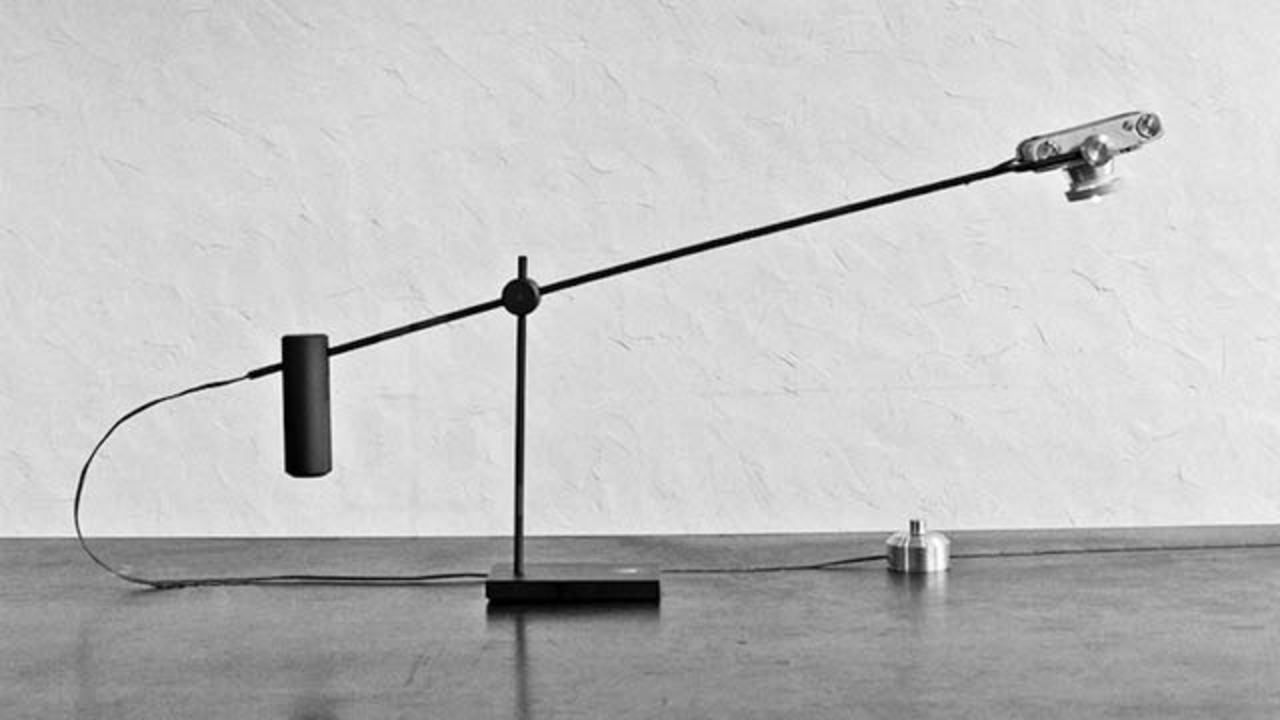 古いカメラがランプになる、光を取り込む側から出す側へ…(ギャラリーあり)