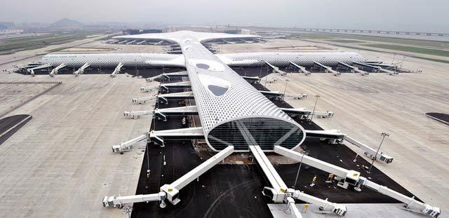 こんなの絶対迷う…今後世界で最も混雑するだろう巨大空港プロジェクト6つ