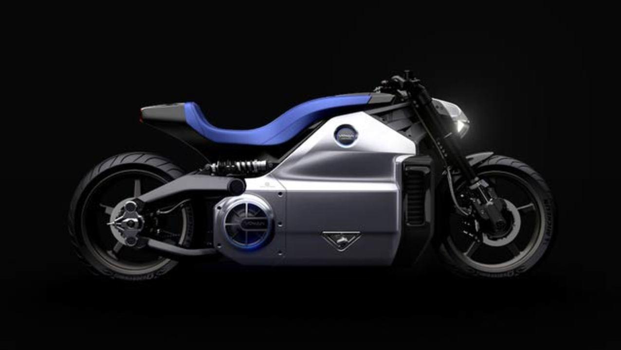 これが世界一パワフルな電動バイク