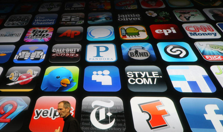 今年一番ダウンロードされたiOSアプリはどれ?(ただしアメリカ版)