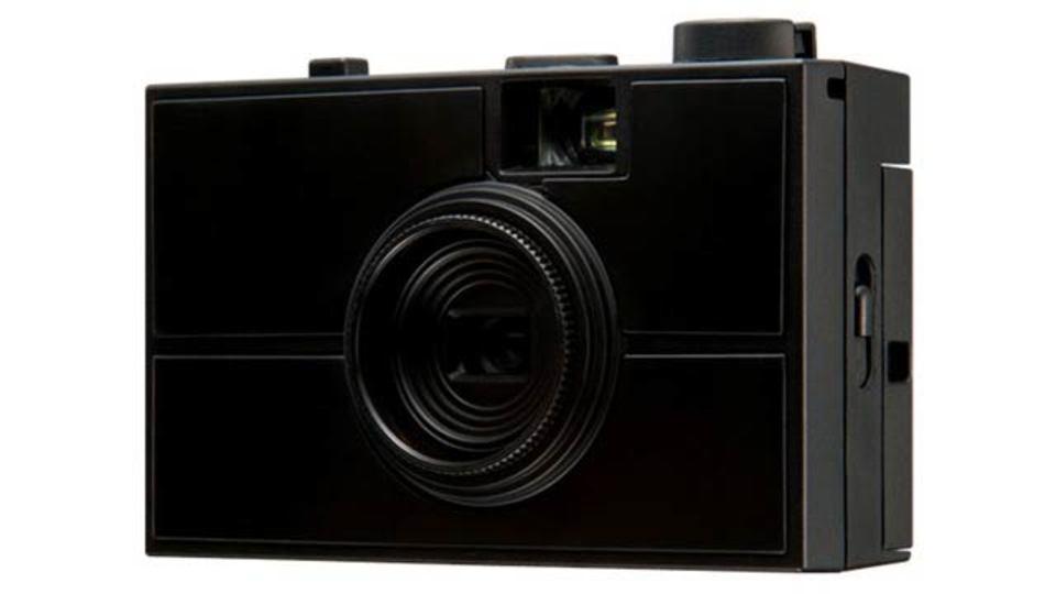 手作りフィルムカメラキット、敢えての光漏れも思いのままよ