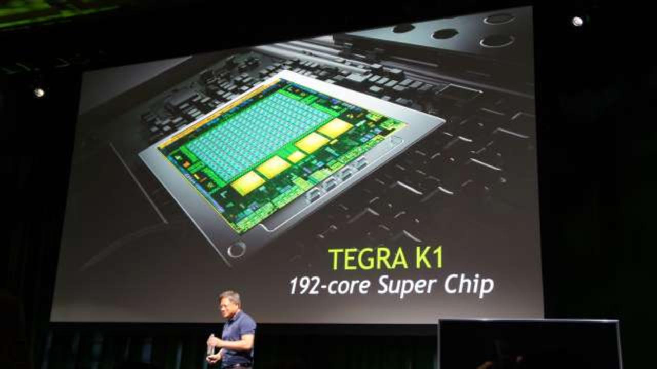 ひゃ、192コア搭載のTegra K1発表!