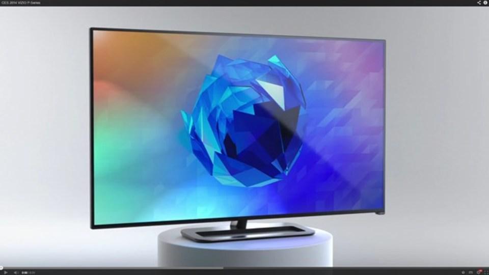 マジで4Kはじまった? VIZIOが50インチ999.99ドルの4Kテレビを発表