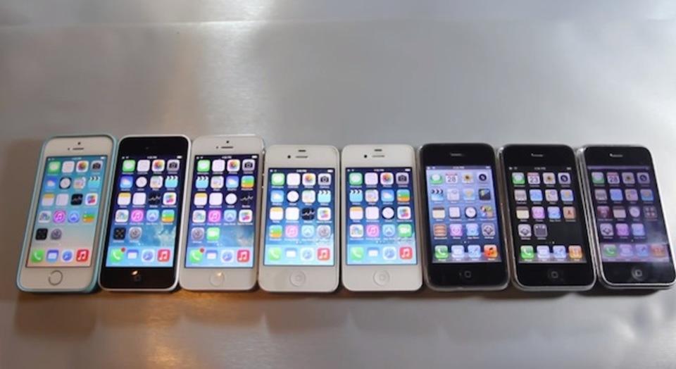 2014年1月9日は初代iPhone発表から7周年。これまでと、これからのiPhoneを考えてみた