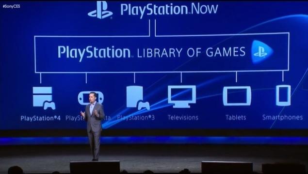 クラウドのプレステ! SCEが米国でプレステゲームをストリーミングする「PlayStation Now」を正式発表