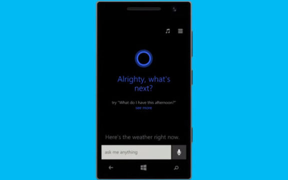 声で操作するWindows 10…Cortanaの十八番を先取り紹介!