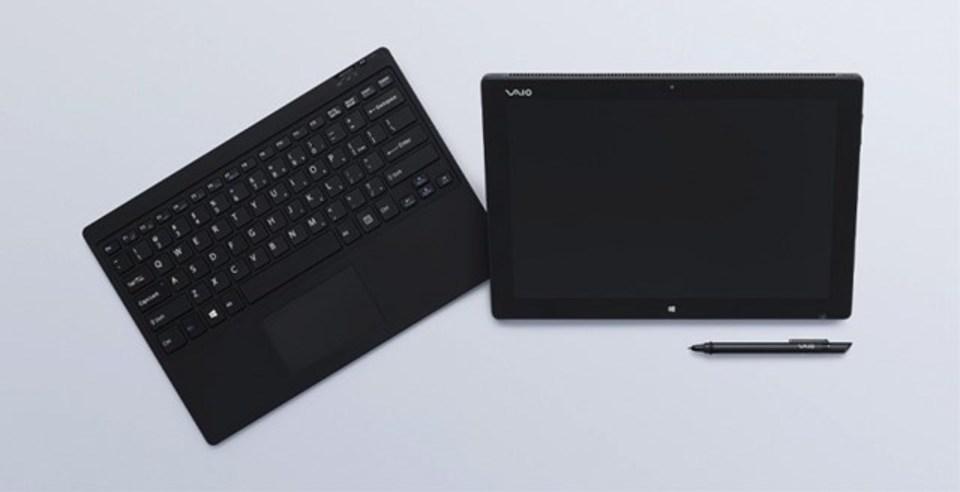 新型試作機、VAIO Prototype Tablet PC発表