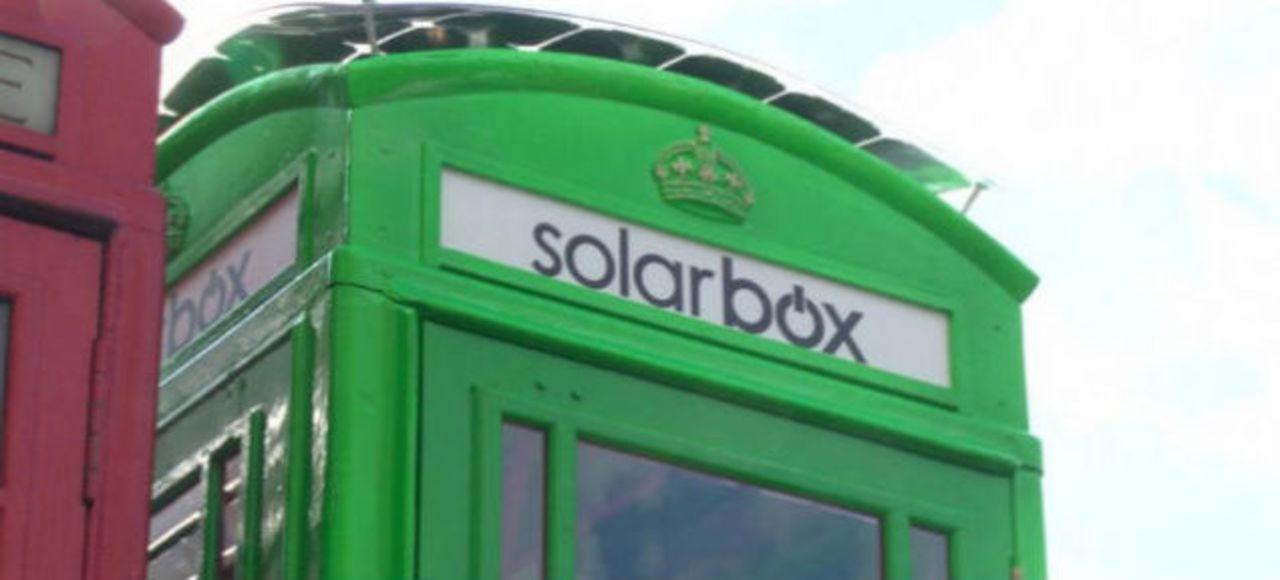 ロンドンの電話ボックスがスマホ充電ステーションに生まれ変わる