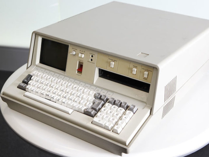「コンピュータは一家に1台」の原点を築いたデバイスをご存知ですか?